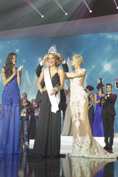 Point Chablais Miss Suisse 2014-2